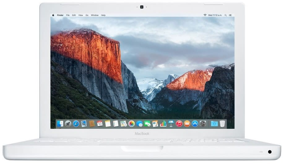 "Refurb Apple MacBook Core 2 Duo 13"" Laptop for $116 + free shipping"