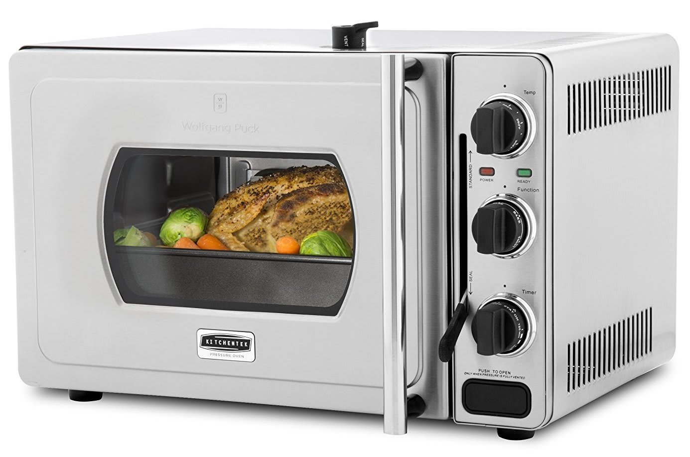 Wolfgang Puck Pressure Oven for $88 + $5 s&h