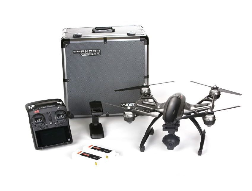 Yuneec Q500 Typhoon Quadcopter w/ 4K Camera for $500 + free shipping