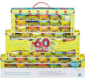 Play-Doh 60th Anniversary Celebration 60-Pack for $15 + pickup at Walmart