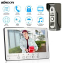 "KKmoon 7"" Wired Visual Intercom Doorbell for $51 + free s&h from China"