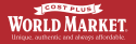 World Market Coupon: 15% off sitewide + free shipping w/ $150