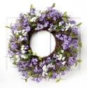 Spring Floral Wreaths at Jo-Ann Fabric: 60% off + free shipping w/ $99