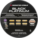 Monster Black Platinum 100-Foot Speaker Cable for $50 + free shipping