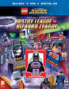 LEGO DC Super Heroes on Blu-Ray for $10 + pickup at Walmart