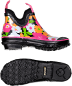 Bogs Women's Harper Spring Flowers PO Boots for $64 + free shipping