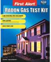 First Alert Home Radon Test Kit for $12 + pickup at Walmart