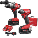 Milwaukee M18 Fuel 18V 2-Tool Combo Kit for $270 + free shipping