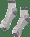 REI Men's Merino Wool Quarter Socks for $7 + pickup at REI