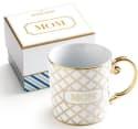 Rosanna Mom Porcelain Coffee Mug for $13 + free shipping