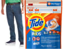 Faded Glory Men's Jeans w/ 31 Tide Pods for $12 + pickup at Walmart