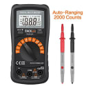 Tacklife Classic Digital Multimeter for $10 + free shipping w/ Prime