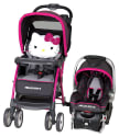 Baby Trend Hello Kitty Venture Travel System for $100 + free shipping