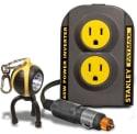 Stanley FatMax 140W Power Inverter, Keychain for $18 + pickup at Walmart