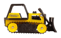 Tonka Steel Bulldozer Vehicle for $17 + free shipping w/ Prime