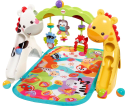 Fisher-Price Newborn-to-Toddler Play Gym for $35 + free shipping, padding