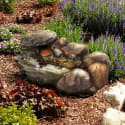 Go Yard Cascading Stone Fountain for $136 + free shipping