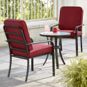 Essential Garden Bisbee 3-Piece Bistro Set for $108 + free shipping