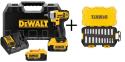 DeWalt 20V Impact Wrench kit w/ Socket Set for $199 + free shipping