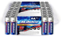 ACDelco Super Alkaline AA Batteries 100-Pack for $12 + free shipping
