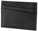 Alpine Swiss Men's Minimalist Leather Wallet for $7 + free shipping