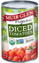 12 Muir Glen Organic Diced Tomatoes Cans for $9 + free shipping
