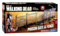 The Walking Dead Prison Gate and Fence Set for $15 + free shipping w/ Prime