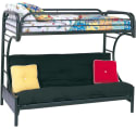 Acme Eclipse Twin-over-Full Futon Bunk Bed for $149 + free shipping