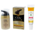 Olay Anti-Aging Cream, Burt's Bees Acne Cream for $10 + free shipping