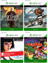Xbox 360 Game Downloads at Amazon: Deals from $2