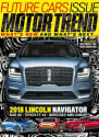 Motor Trend Magazine 4-Year Subscription: 48 issues for $12 + free shipping