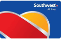 $100 Southwest Airlines Digital Gift Card for $90