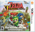 The Legend of Zelda: TriForce Heroes for 3DS for $15 + pickup at GameStop