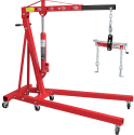 Strongway Hydraulic Engine Hoist for $220 + Northern Tool pickup