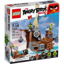 LEGO Angry Birds Pirate Ship Building Kit for $35 + free shipping