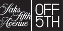 Saks Off 5th Direct From Saks Sale: Extra 20% off + free shipping w/ $99