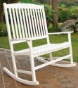 Mainstays Outdoor Double Rocking Chair for $90 + free shipping