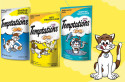 Whiskas Temptations 3-oz. Sample for free