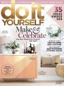 Do It Yourself Magazine 1-Year Subscription for $9 for 4 issues