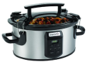 Crockpot 6-Quart Cook and Carry Cooker for $60 + free shipping