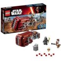 LEGO Star Wars Rey's Speeder for $12 + free shipping w/ Prime