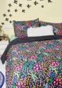 Botanical Bliss Full / Queen Duvet Cover for $22 + free shipping