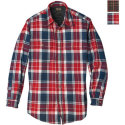 Gravel Gear Men's Flannel Long Sleeve Shirt for $35 + free shipping