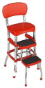 Cosco Retro Counter Chair / Step Stool for $47 + pickup at Walmart