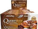QuestBar Protein Bar 12-Pack for $18 w/ Prime + free shipping