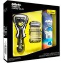 Gillette Men's Fusion Proshield Shaving Kit for $10 + pickup at Walmart