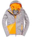Superdry Men's Hooded Windtrekker Jacket for $75 + free shipping