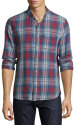 Joe's Jeans Men's Flannel Plaid Shirt for $50 + $5 s&h