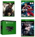 Refurb Xbox One 500GB Console w/ 3 Games for $174 + free shipping