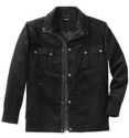 Liberty Blues Men's Corduroy Tall Jacket for $33 + $8 s&h